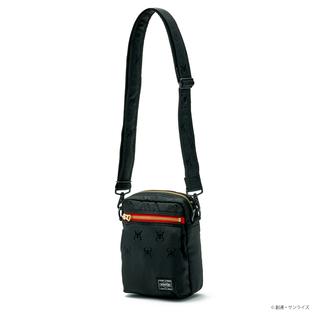 [BAG] PORTER TOKYO JAPAN mini shoulder bag RED COMET