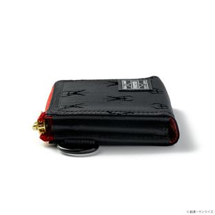 PORTER TOKYO JAPAN 複合式皮包 紅色彗星規格