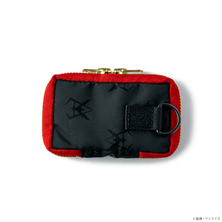 PORTER TOKYO JAPAN 鑰匙包 紅色彗星規格
