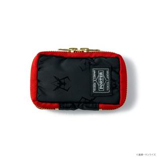 [Key case] PORTER TOKYO JAPAN Key case RED COMET