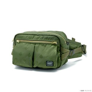 [BAG] PORTER TOKYO JAPAN waist bag ZEON