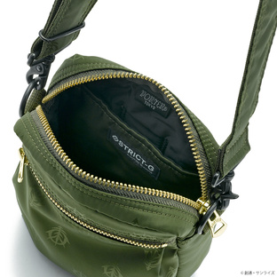 [BAG] PORTER TOKYO JAPAN mini shoulder bag ZEON