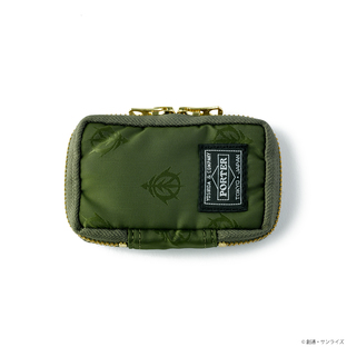 PORTER TOKYO JAPAN 鑰匙包 吉翁軍規格
