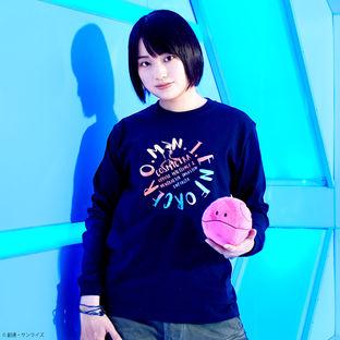 STRICT-G『機動戰士鋼彈SEED』O.M.N.I.款式 長袖T恤