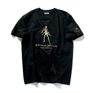 機動戰士鋼彈 RED COMET Chronicle 夏亞・阿茲納布爾 T恤