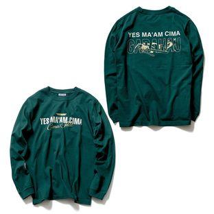 『機動戰士鋼彈0083』西瑪·卡拉豪 長袖T恤