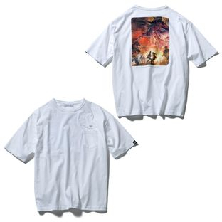 Concept Art T-shirt—Mobile Suit Gundam Hathaway/STRICT-G Collaboration