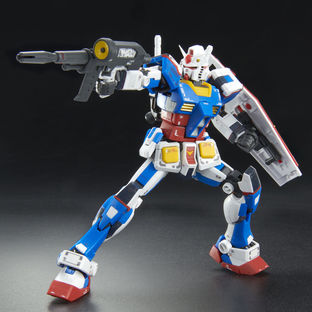 RG 1/144 RX-78-2 GUNDAM (TEAM BRIGHT CUSTOM)  [2021年12月發送]