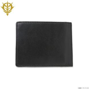 Mobile Suit Gundam Zeon Golden Emblem Bifold Wallet