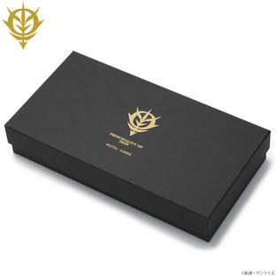 Mobile Suit Gundam Zeon Golden Emblem Long Wallet
