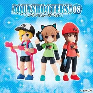 AQUA SHOOTERS!08 (10PCS)
