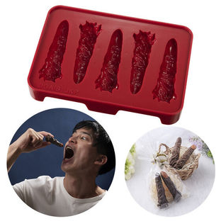 JUJUTSU KAISEN SUKUNA'S FINGER CHOCOLATE MOLD