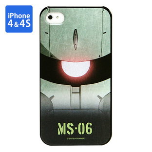 Cover for iPhone4&4s Gundam ZAKU