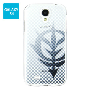 Cover for GALAXY S4 Gundam Zion・Clear color