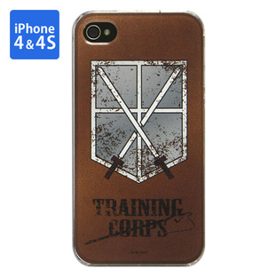 Jacket for iPhone 4&4s Attack on Titan Training Corps