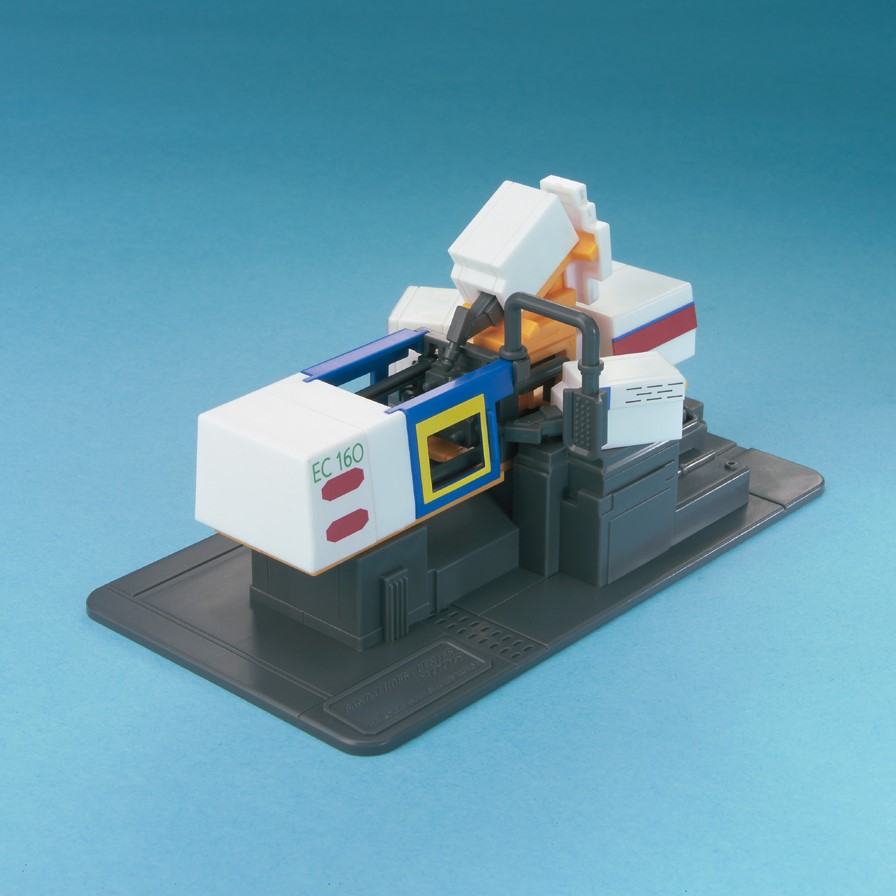 INJECTION MACHINE [Sep 2020 Delivery]