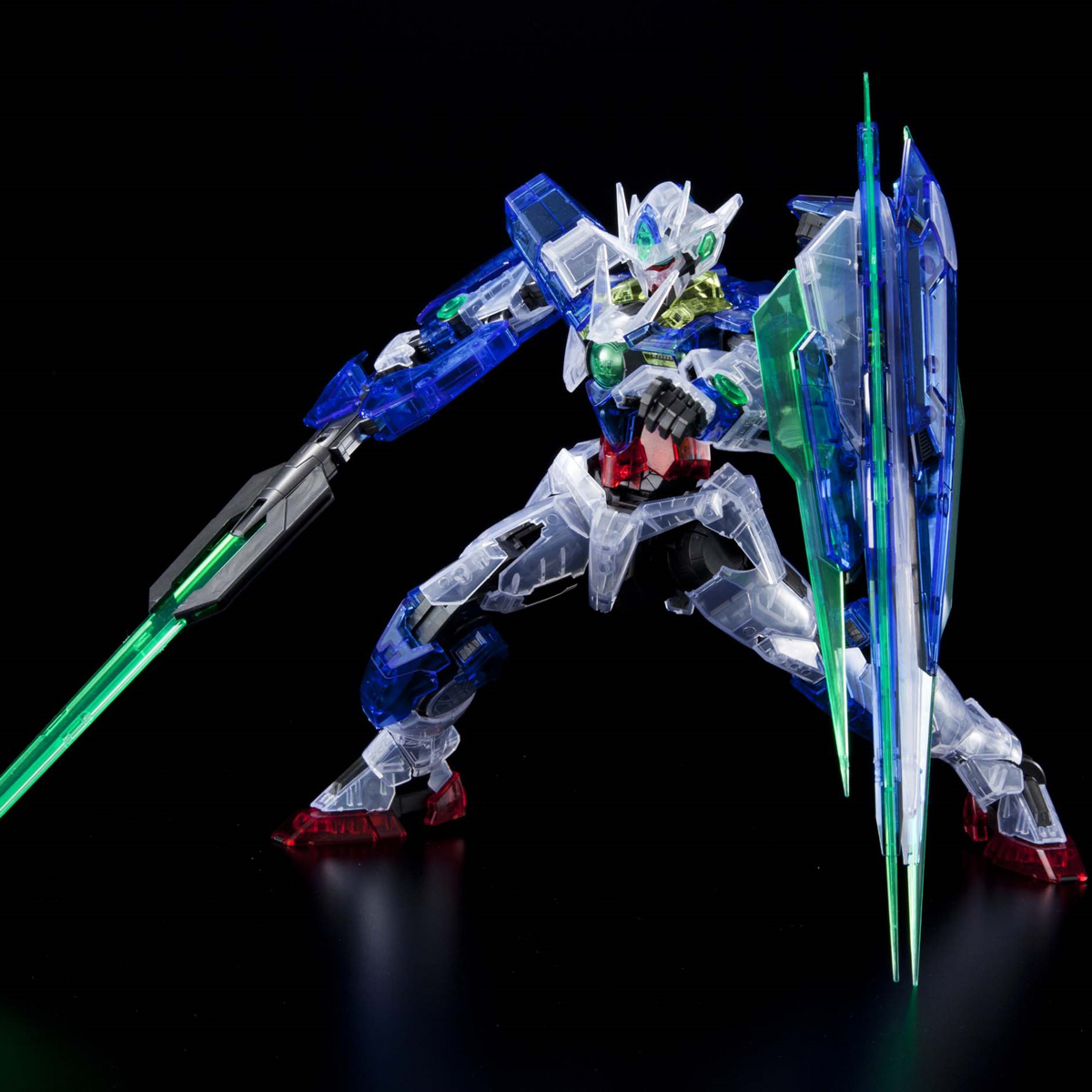 MG 1/100 OO QAN[T] CLEAR COLOR VER.[Sep 2020 Delivery]
