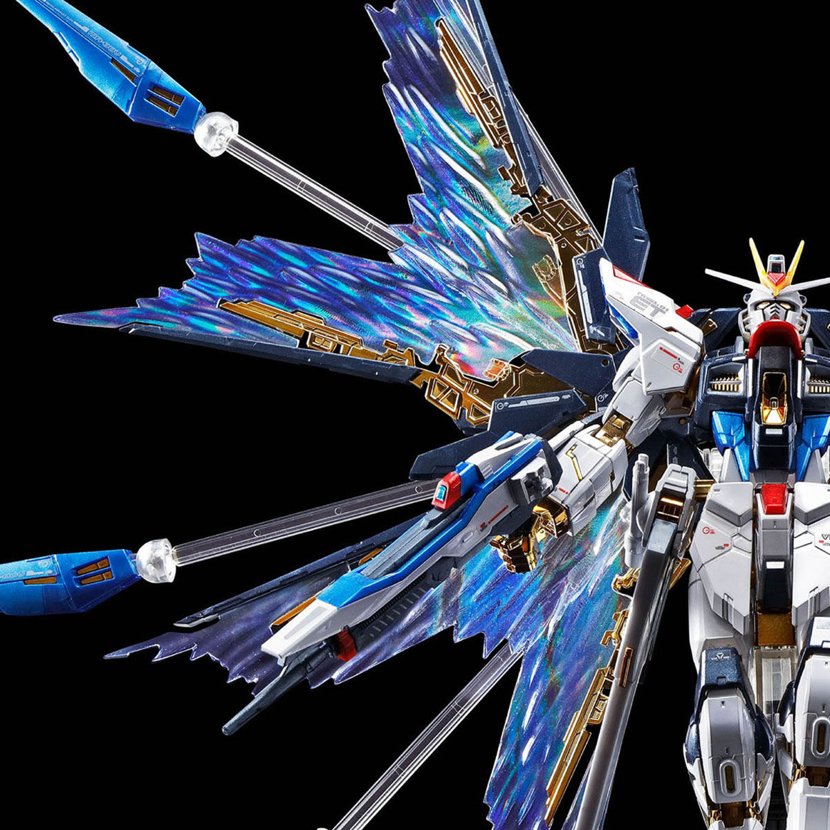 RG 1/144 EXPANSION EFFECT UNIT WING OF THE SKIES for STRIKE FREEDOM GUNDAM