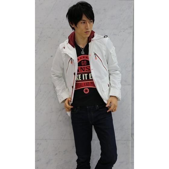 Kamen Rider Drive Kamen Rider Mach Shijima Go Jacket