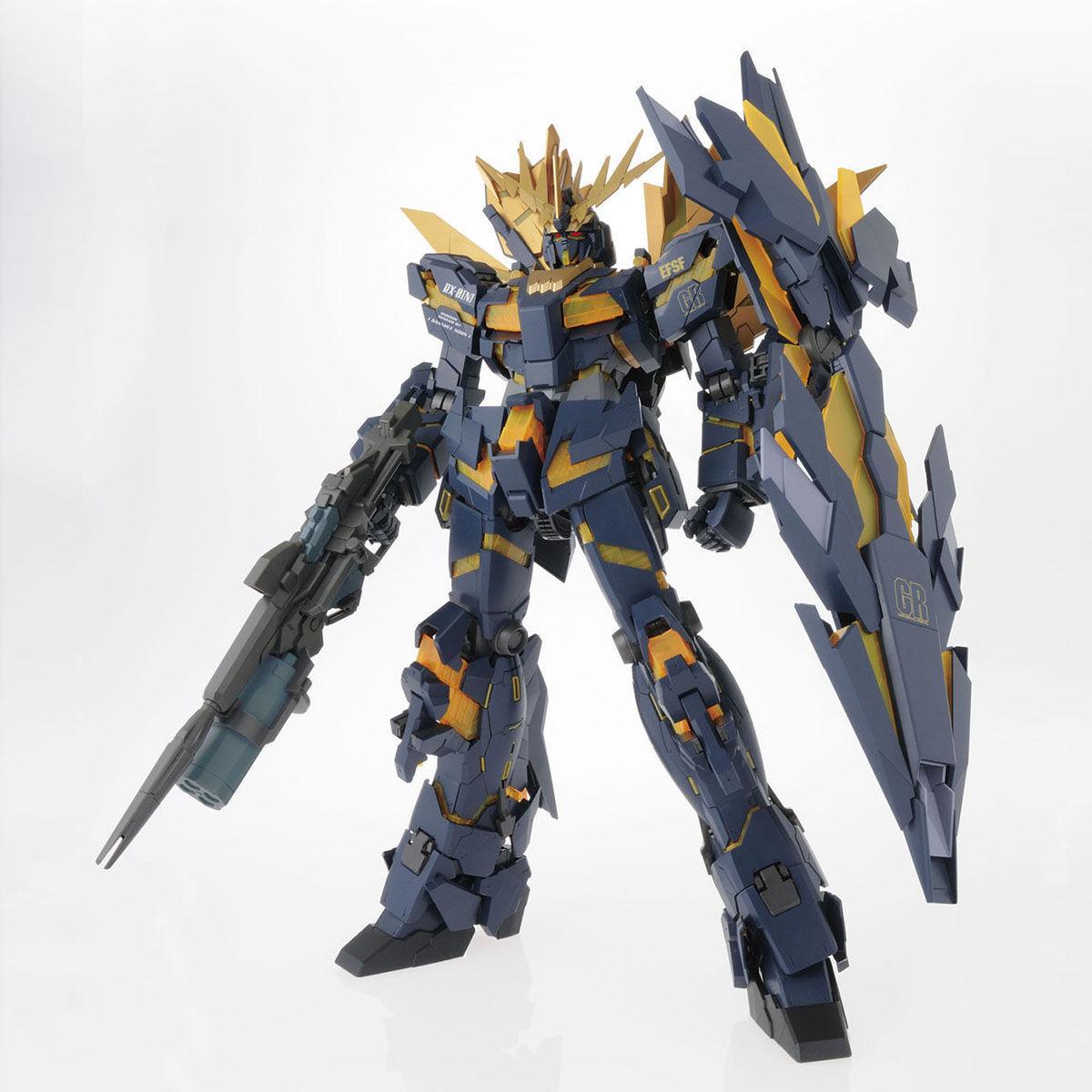 PG 1/60 RX-0[N] UNICORN GUNDAM 02 BANSHEE NORN [Sep 2020 Delivery]