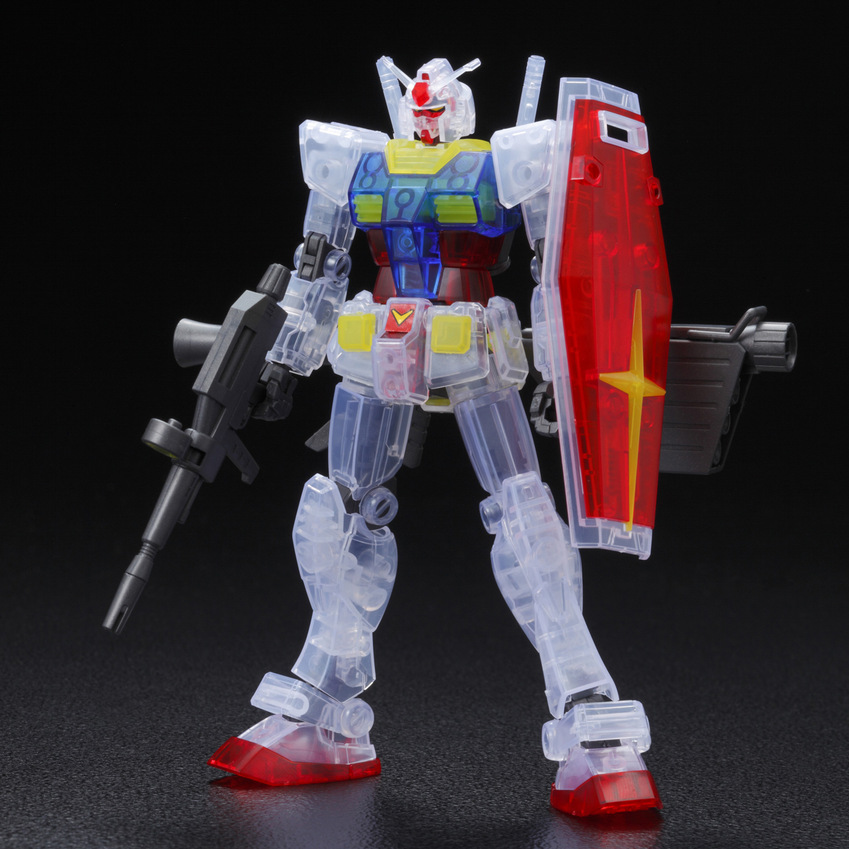 HG 1/144 RX-78-2 GUNDAM CLEAR COLOR Ver.[Sep 2020 Delivery]