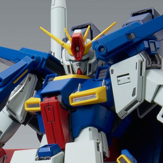 MG 1/100 ENHANCED ZZ GUNDAM Ver.Ka[Oct 2020 Delivery]