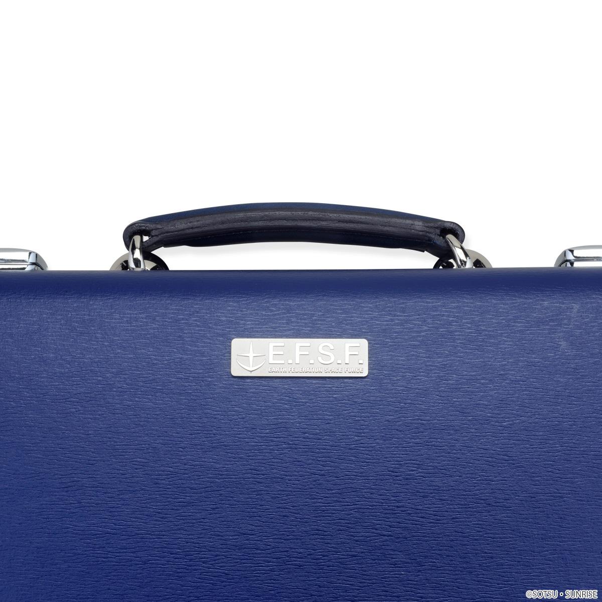 HOKUTAN Briefcase Mobile Suit Gundam E.F.S.F.