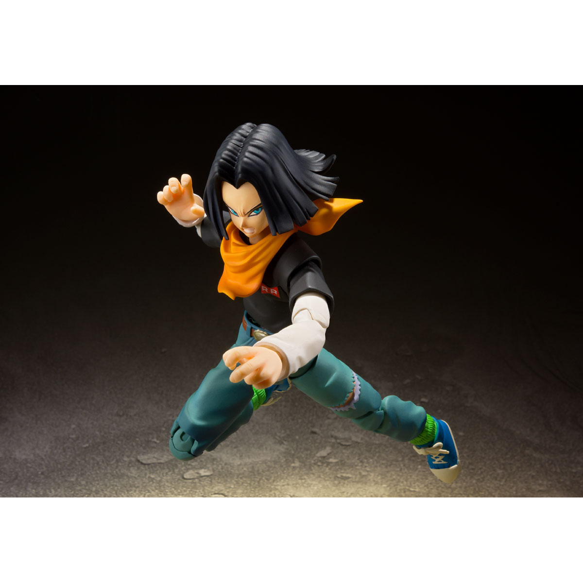 S.H.Figuarts ANDROID 17 -Event Exclusive Color Edition-