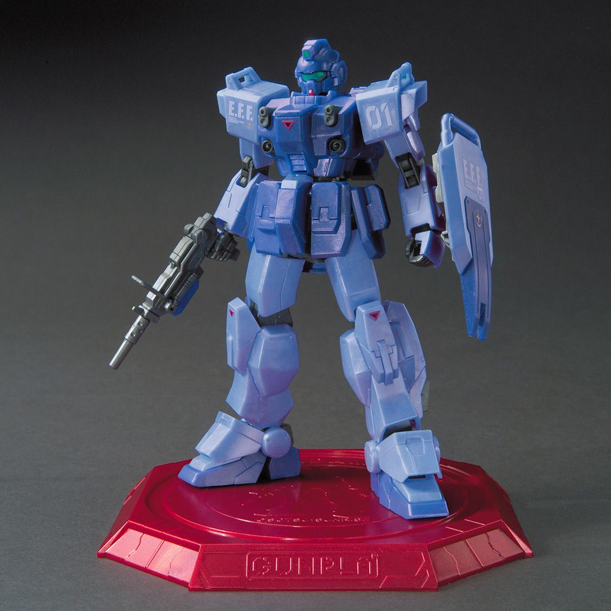 HG 1/144 THE GUNDAM BASE LIMITED BLUE DESTINY UNIT 1[METALLIC GLOSS INJECTION]