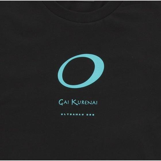 Ultraman Orb Gai Kurenai T-shirt
