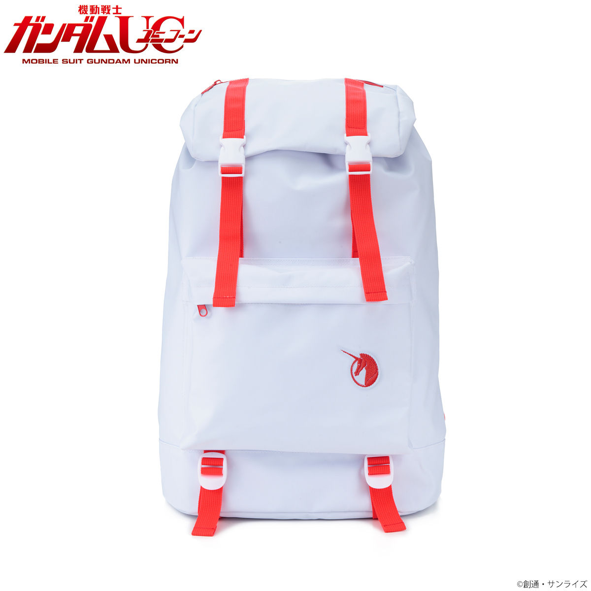 GUNDAM UC Flap backpack