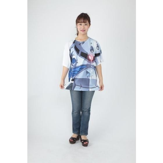 Mobile Suit Gundam MSN-07 All-Over Print T-shirt