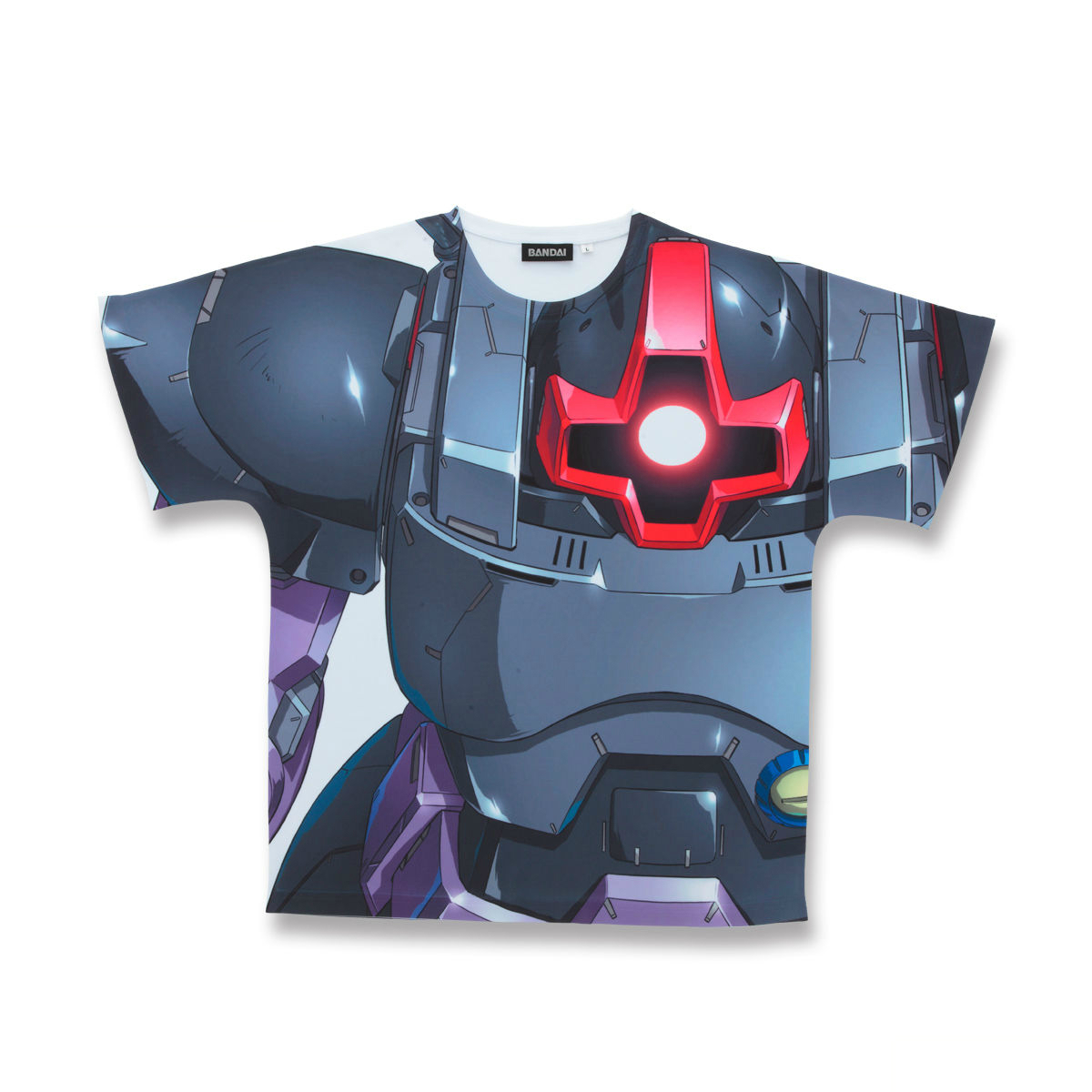 Mobile Suit Gundam MS-09 All-Over Print T-shirt [May 2021 Delivery]