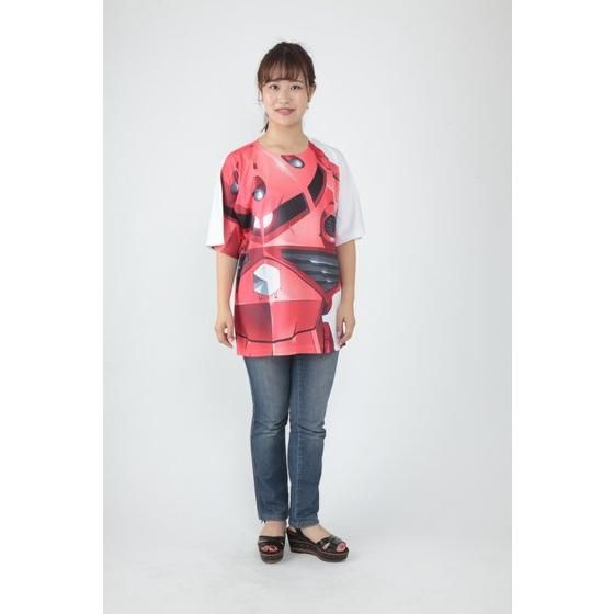 Mobile Suit Gundam MSM-07S All-Over Print T-shirt