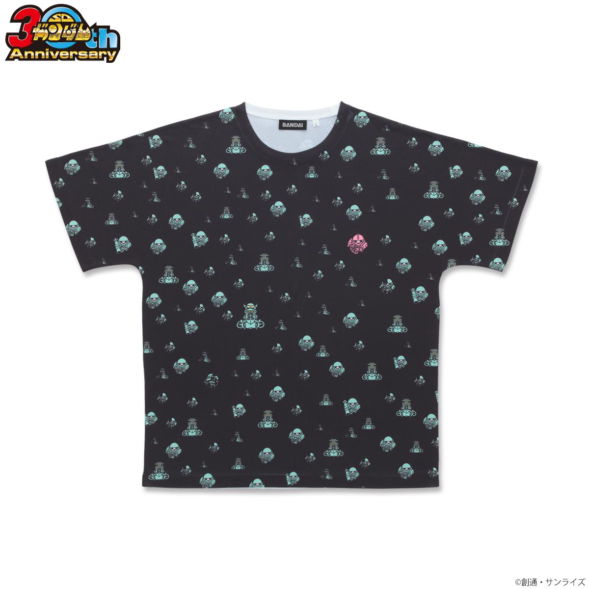SD Gundam 30th Anniversary Zeon Army T-Shirt