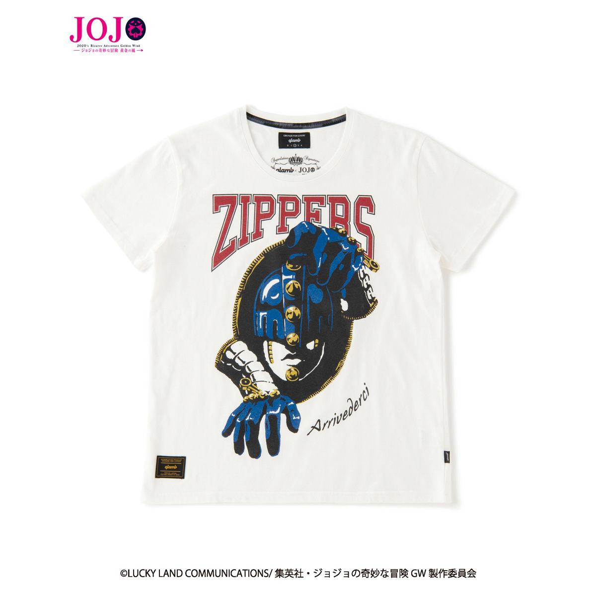 JoJo's Bizarre Adventure: Golden Wind × glamb collaboration