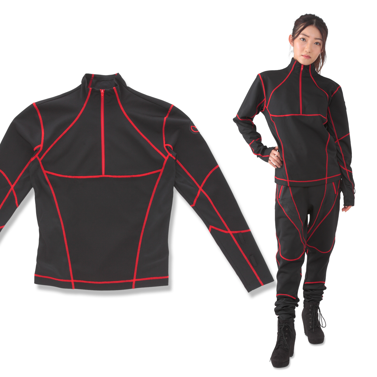 KAMEN RIDER ZI-O Cosplay Long sleeve T-shirts (Gates)