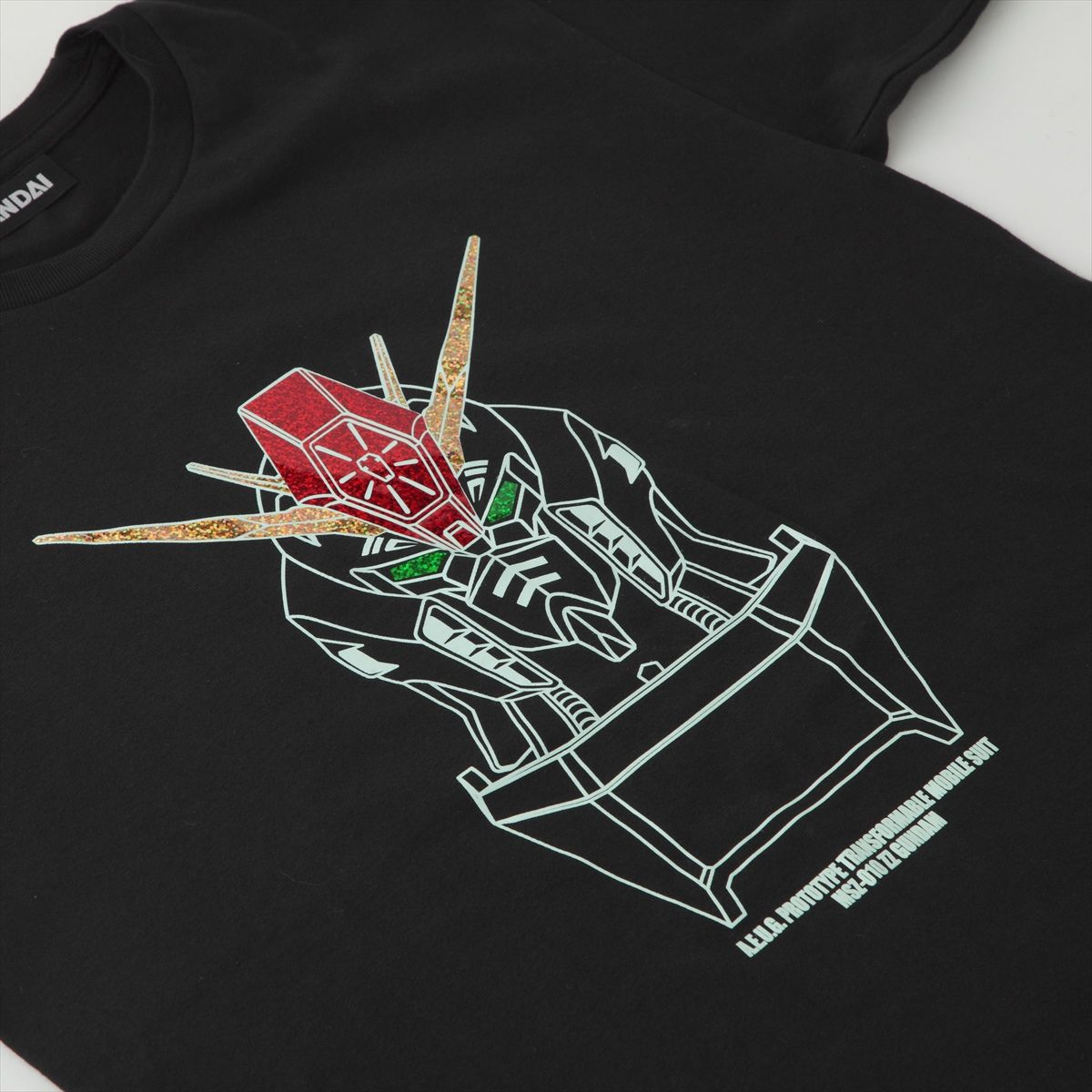 Mobile Suit Gundam ZZ Hologram T-shirt