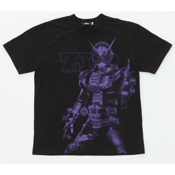 KAMEN RIDER ZI-O T-shirt (designed by YOSHIHITO SUGAWARA)