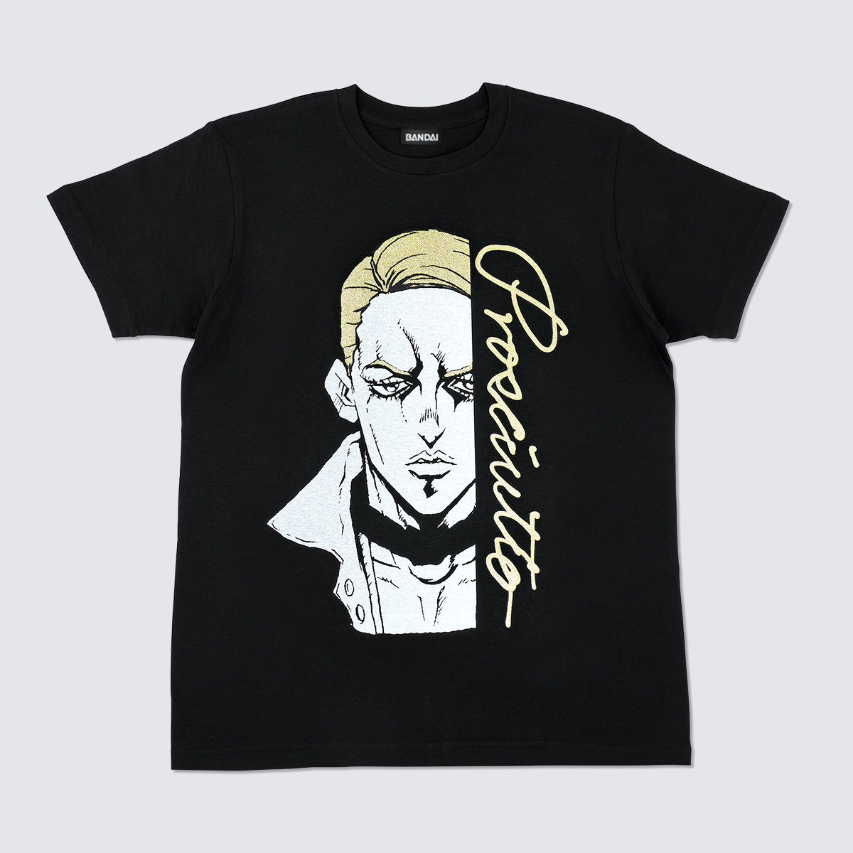 Hitman Team T-shirt (Prosciutto)—JoJo's Bizarre Adventure: Golden Wind