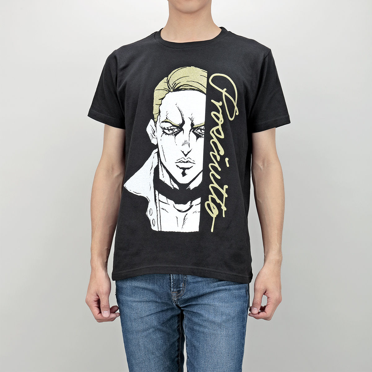 Hitman Team T-shirt (Prosciutto)—JoJo's Bizarre Adventure: Golden Wind