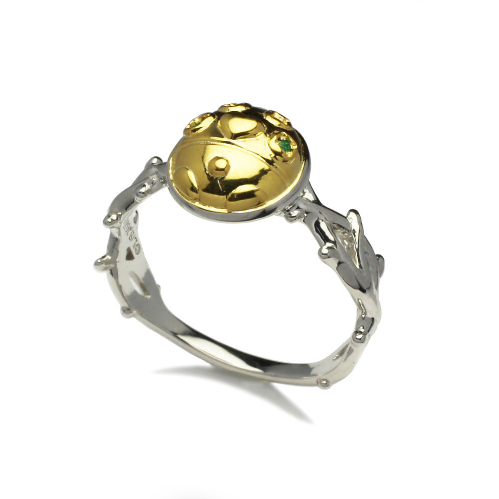 Golden Wind Ring —JoJo's Bizarre Adventure: Golden Wind/JAM HOME MADE Collaboration
