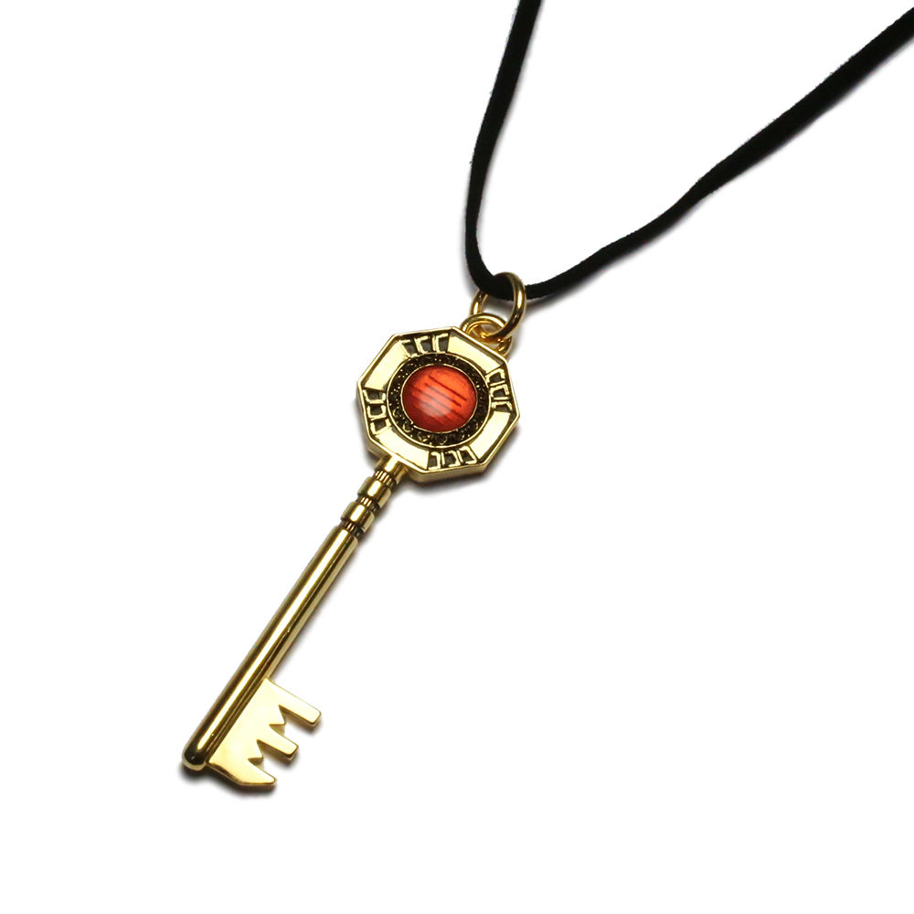 Key-shaped Necklace—JoJo's Bizarre Adventure: Golden Wind/JAM HOME MADE Collaboration