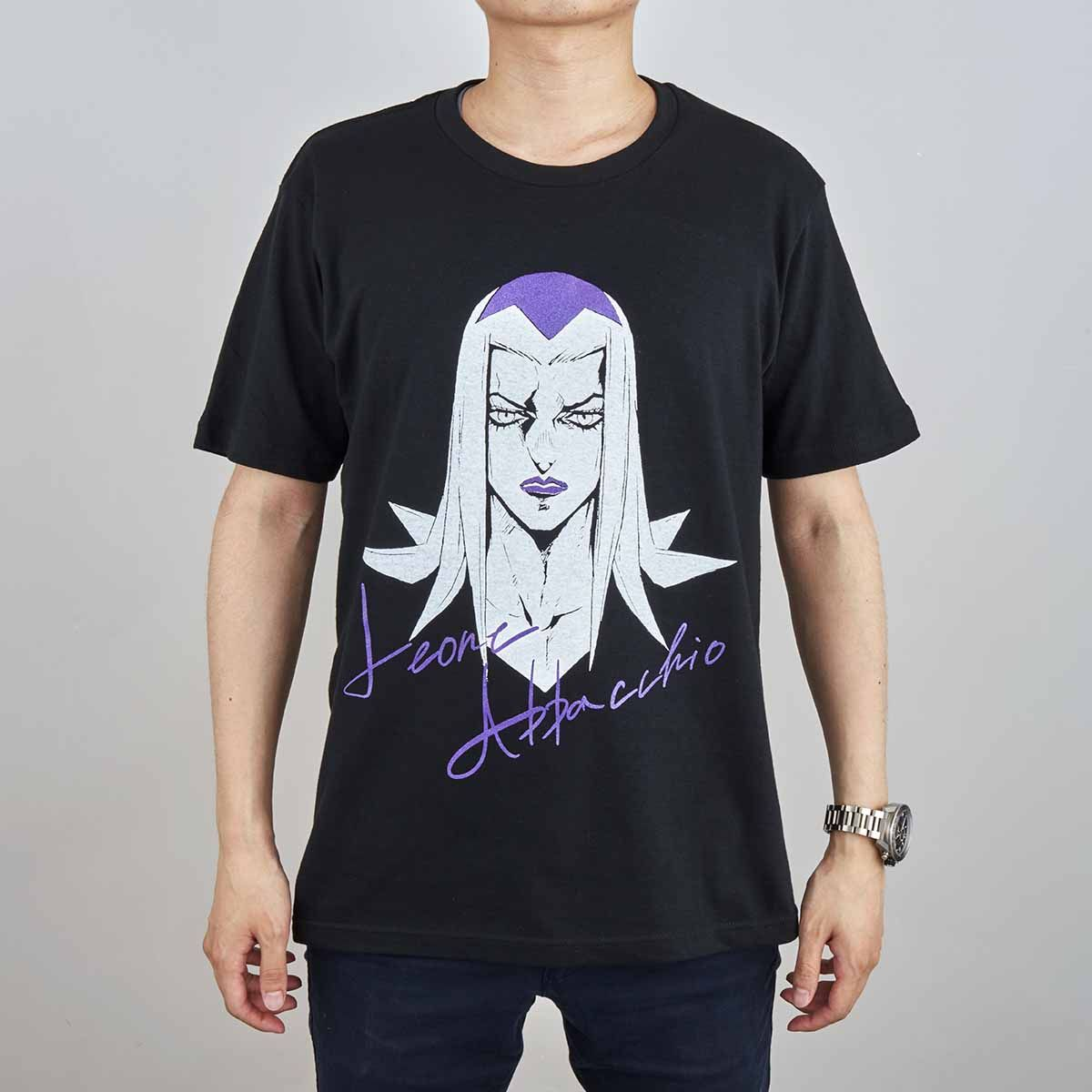 Team Bucciarati T-shirt (Abbacchio)—JoJo's Bizarre Adventure: Golden Wind