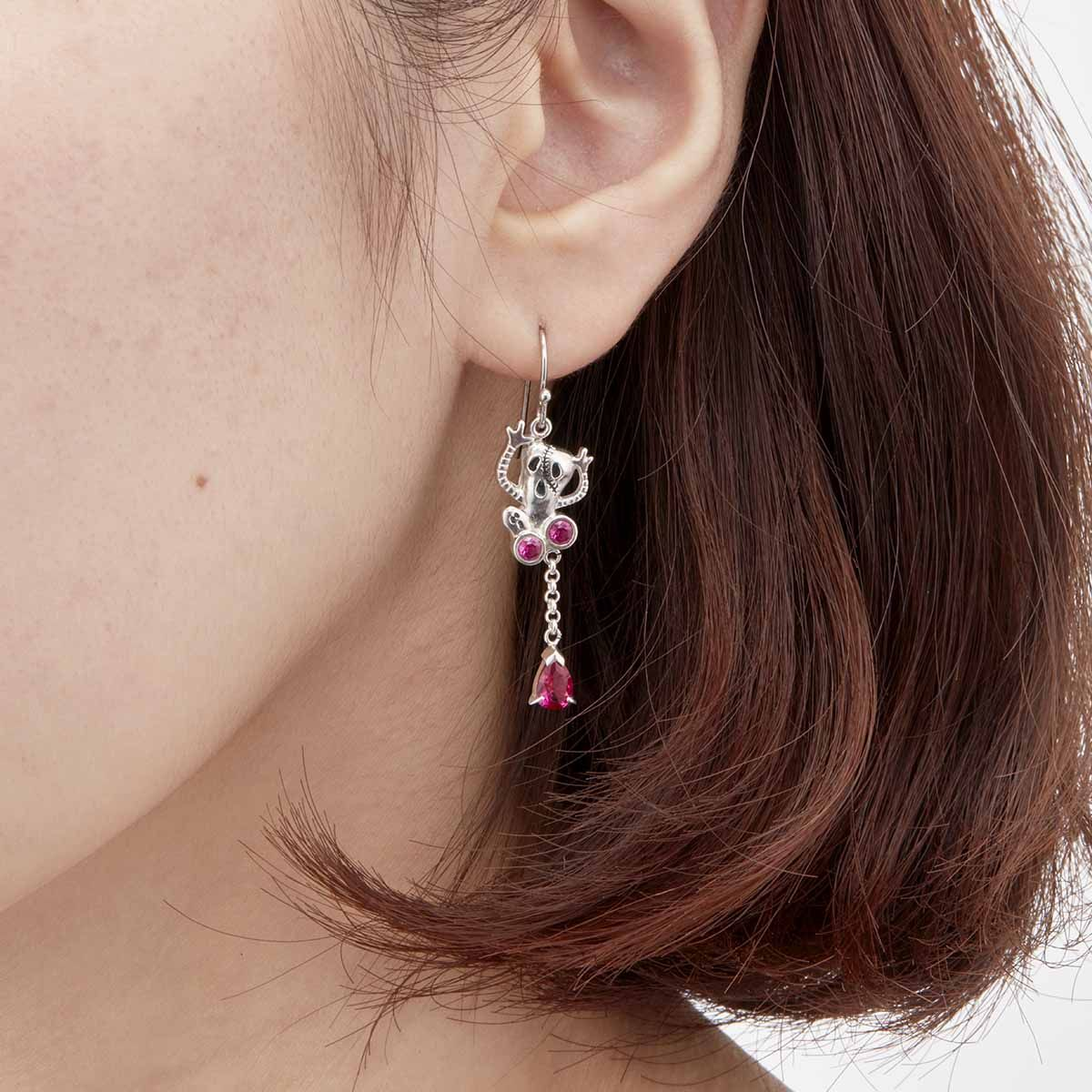 Risotto Earrings —JoJo's Bizarre Adventure: Golden Wind