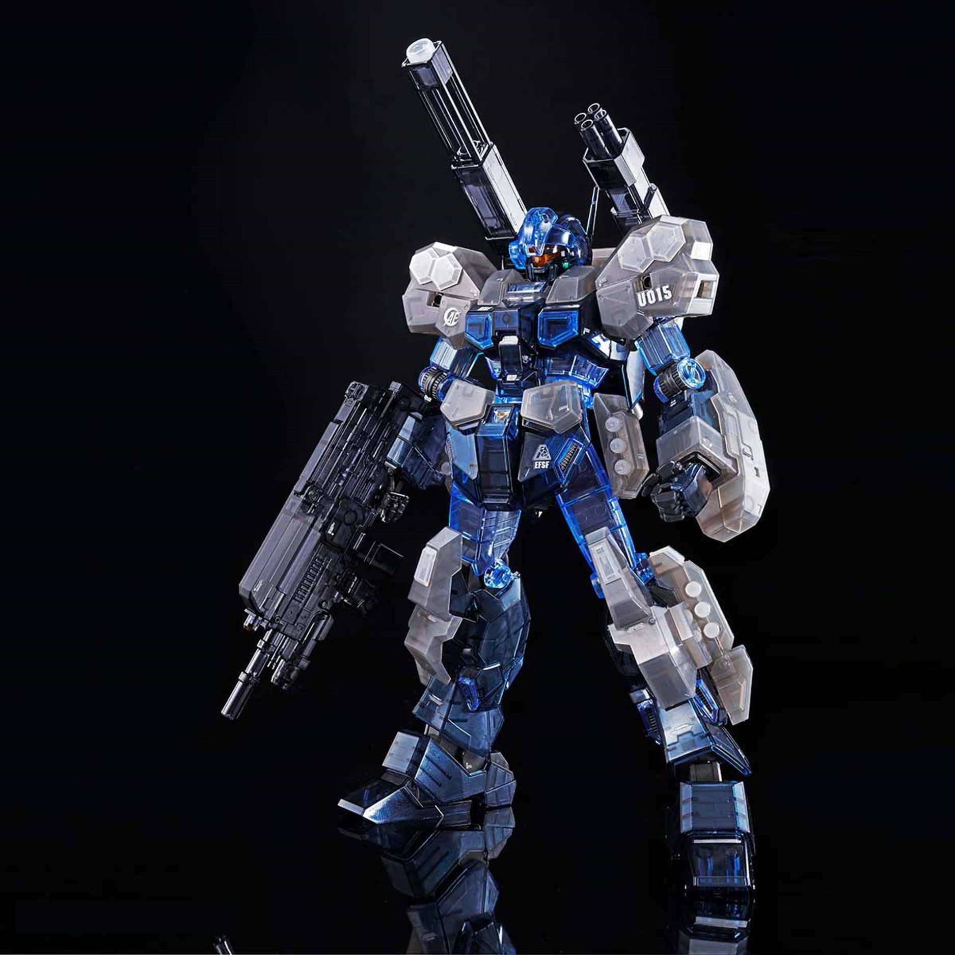 MG 1/100 JESTA CANNON[CLEAR COLOR][Sep 2020 Delivery]