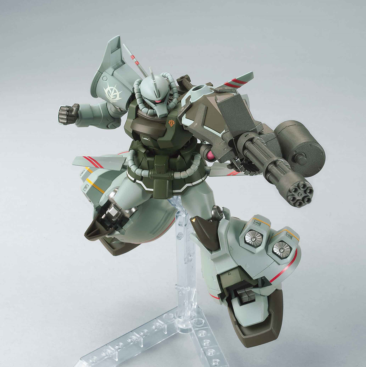 HG1/144 THE GUNDAM BASE LIMITED GOUF FLIGHT TYPE [FLIGHT TEST TYPE IMAGE COLOR][Sep 2020 Delivery]