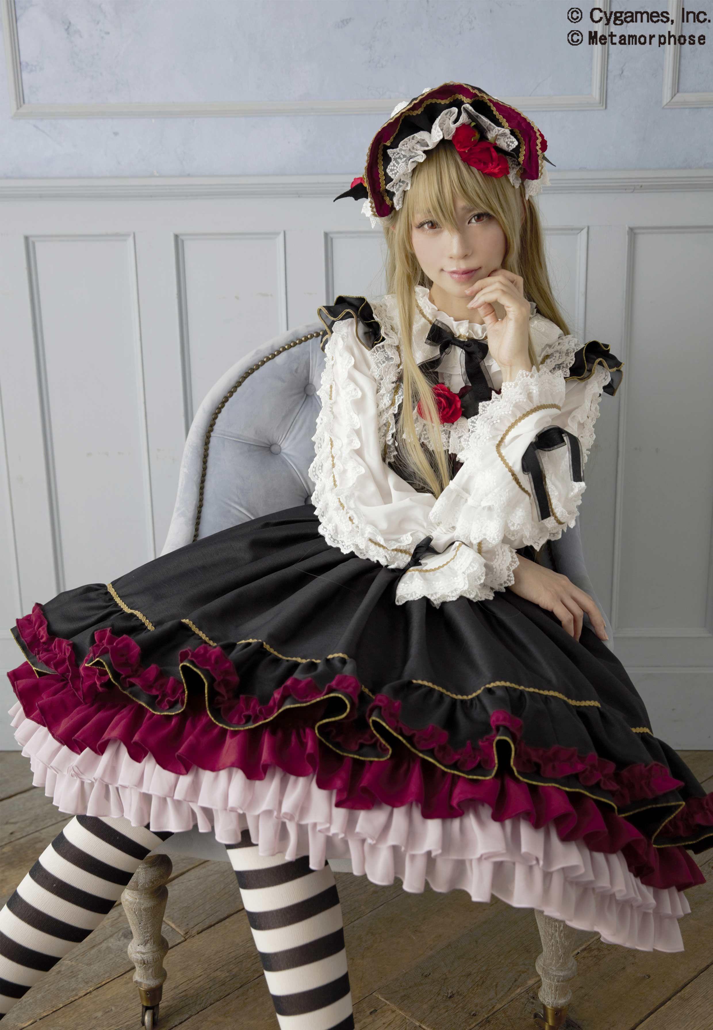 GRANBLUE FANTASY Vania Dress