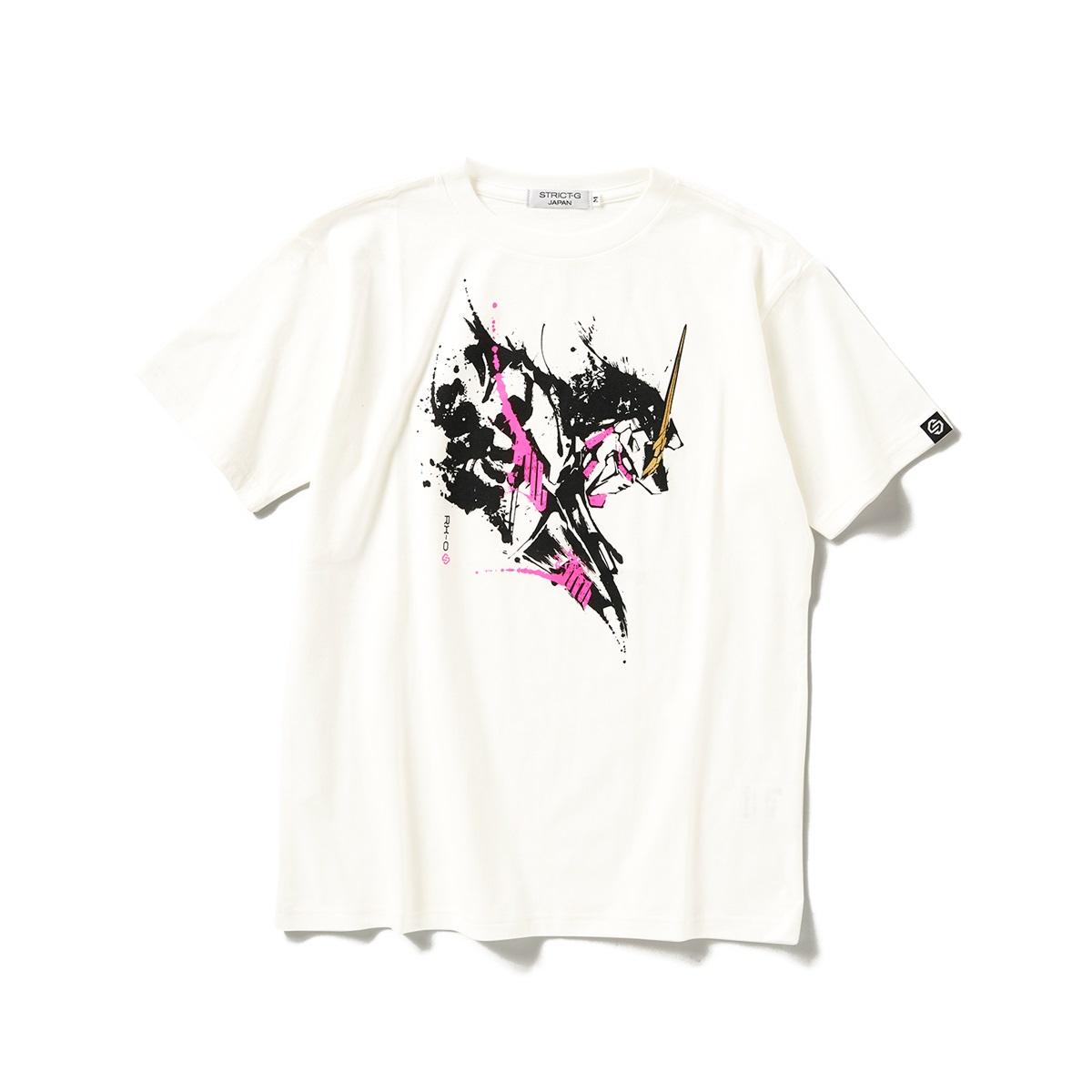 Unicorn Gundam T-shirt—Mobile Suit Gundam Unicorn/STRICT-G JAPAN Collaboration
