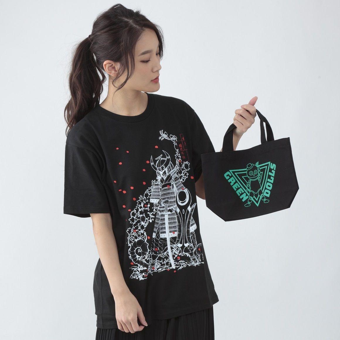 "Stage show ""KAMEN RIDER ZANGETSU"" -Gaim Gaiden- mini tote bag"